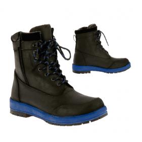 Boots Cuir EquiThème Lacets...