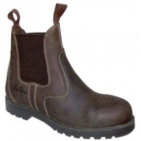 Boots Cuir Cavalhorse...