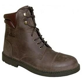 Boots Cuir fourrés...